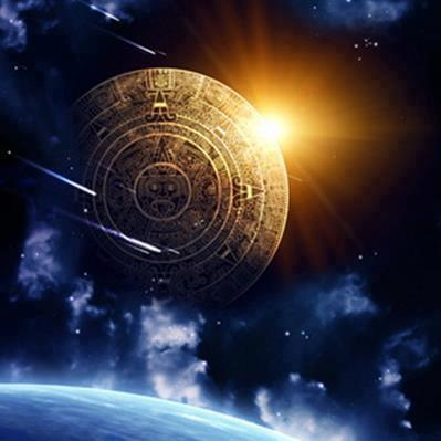 Mayan Ancient knowledge planets